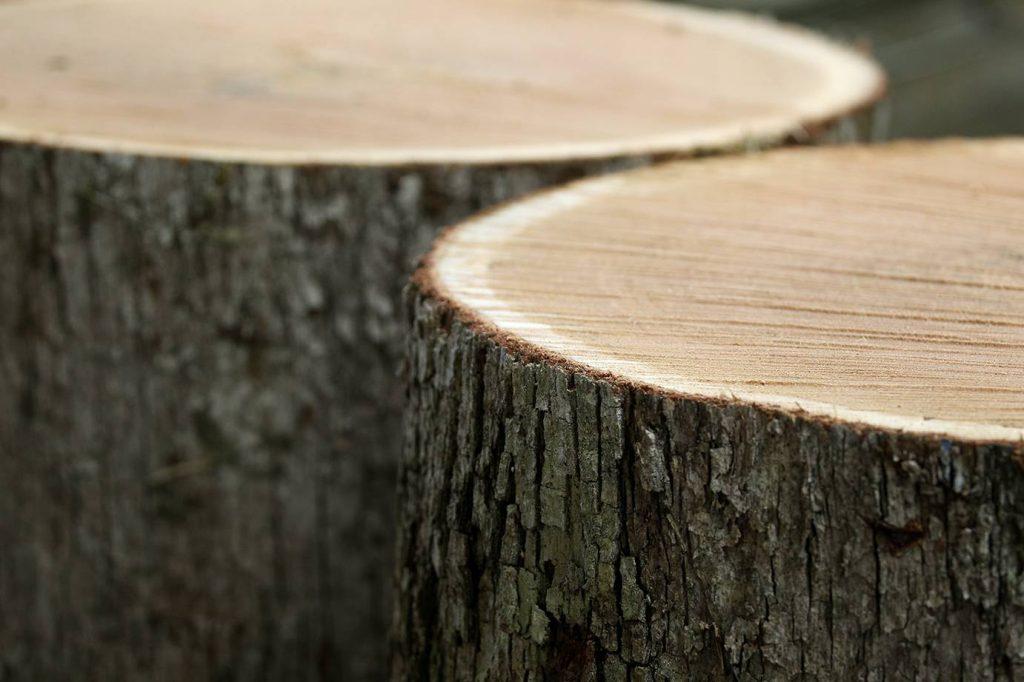 Chaque tuile en bois est issues de bois certifiés 100% PEFC